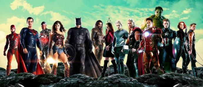 Hangi Marvel veya DC kahramanı ile kanka olurdunuz?