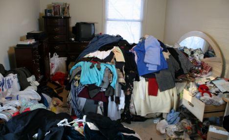 Yatağınızın üzerinde mi yoksa gardırobunuzda mı daha çok giysi vardır?