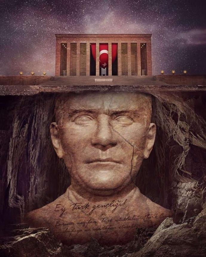 Fikrin, fikrimdir atam. Mustafa Kemal Atatürk sizin için ne ifade ediyor?
