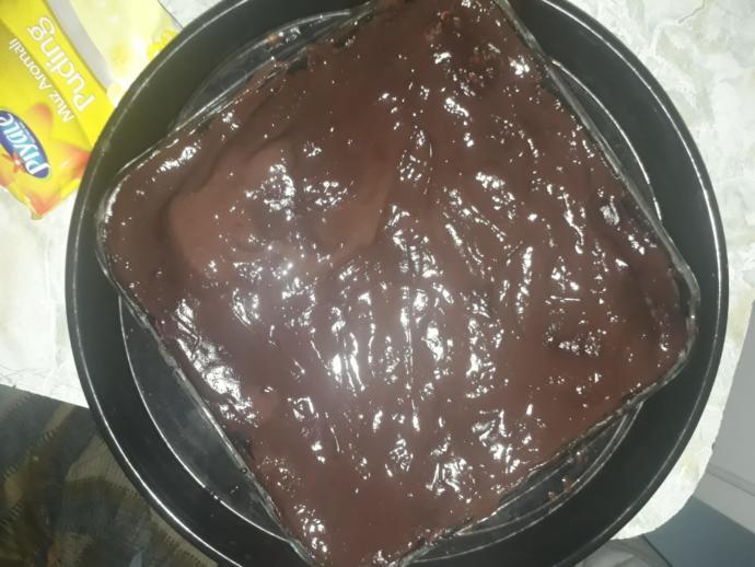 Pasta yaptım güzel olmuş mu?