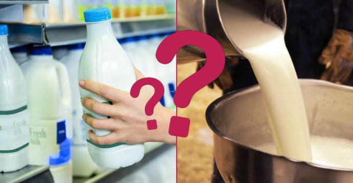 UHT süt mü, açık süt mü?