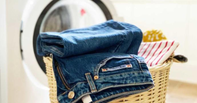 Kot pantolonlar çamaşır makinesinde kaç derecede yıkanmalı?