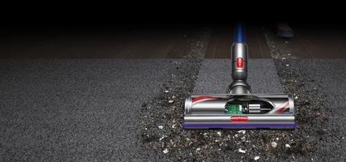 Her yerde derinlemesine temizlik için geliştirilmiş kablosuz süpürgenin en çarpıcı özelliği hangisi?