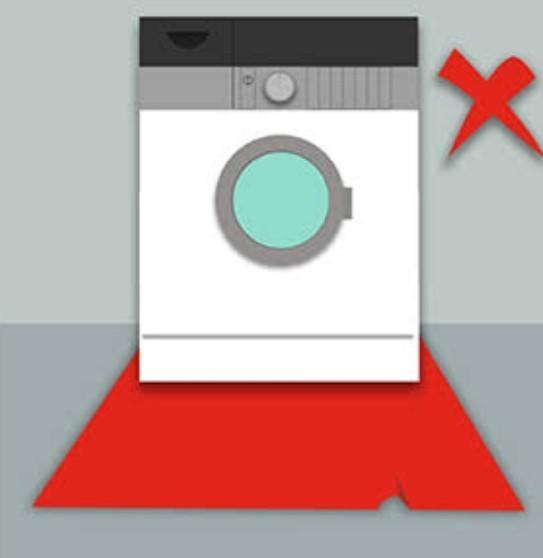 Çamaşır makinesinden neden ses gelir?