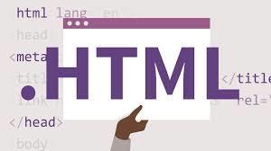 HTML nerelerde kullanılıyor?