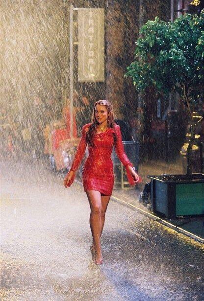 Yağmurda ıslanmayı sever mi̇si̇ni̇z? 😅🌂🌨💦?