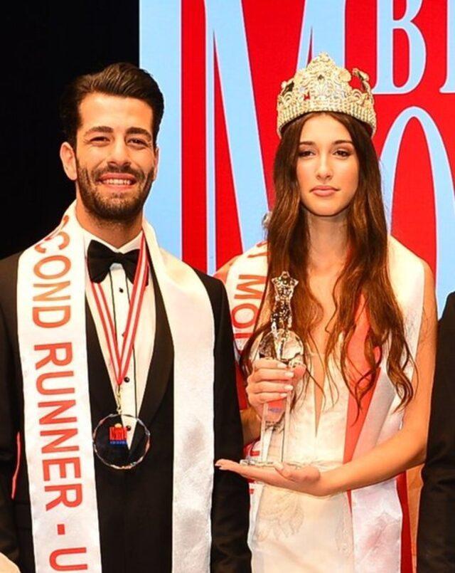 Best Model Türkiye birincisi Melisa İmrak tepki çekti. Sizce 15 yaşında yarışmaya katılması doğru mu?