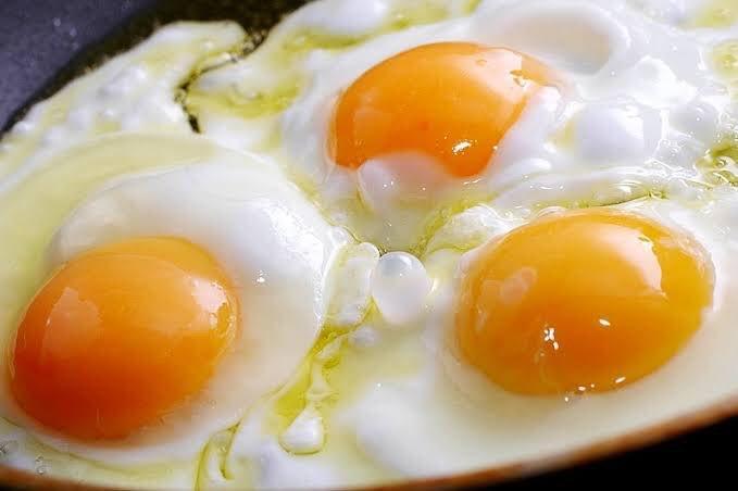 Göz Yumurta mı Çırpılmış Yumurta mı? 😋?