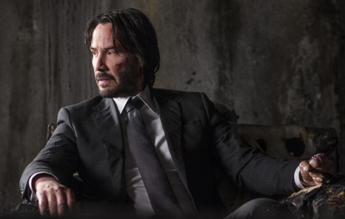 Keanu Reeves dünyanın en yakışıklı erkeği diyebilir miyiz 😍?