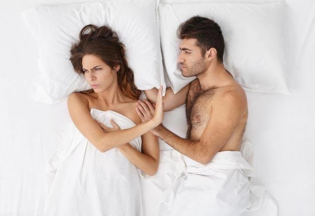 Bir kadın neden eşiyle sevişmek istemez?