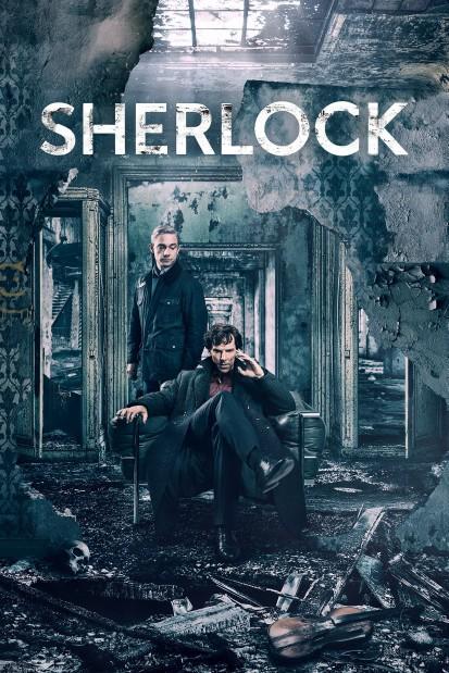 Sherlock Holmes dizisini i̇zlediniz mi?