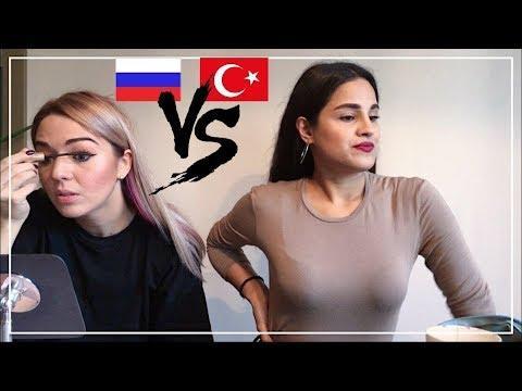 Türk erkeklerinin Türk kadınlarına kıyasla, Rus kadınlarını daha seksi bulmasının nedeni nedir?