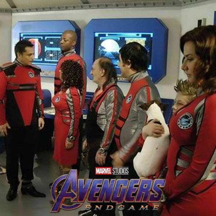 Avengers ekibi yerli dizi/film karakterlerinden oluşsaydı, kimler yer alırdı?
