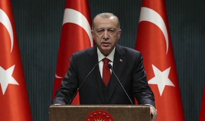 Her zaman batıyı yerden yere vuran Cumhurbaşkanı Erdoğan, Kendimizi Avrupada görüyoruz dedi! Ne düşünüyorsunuz?