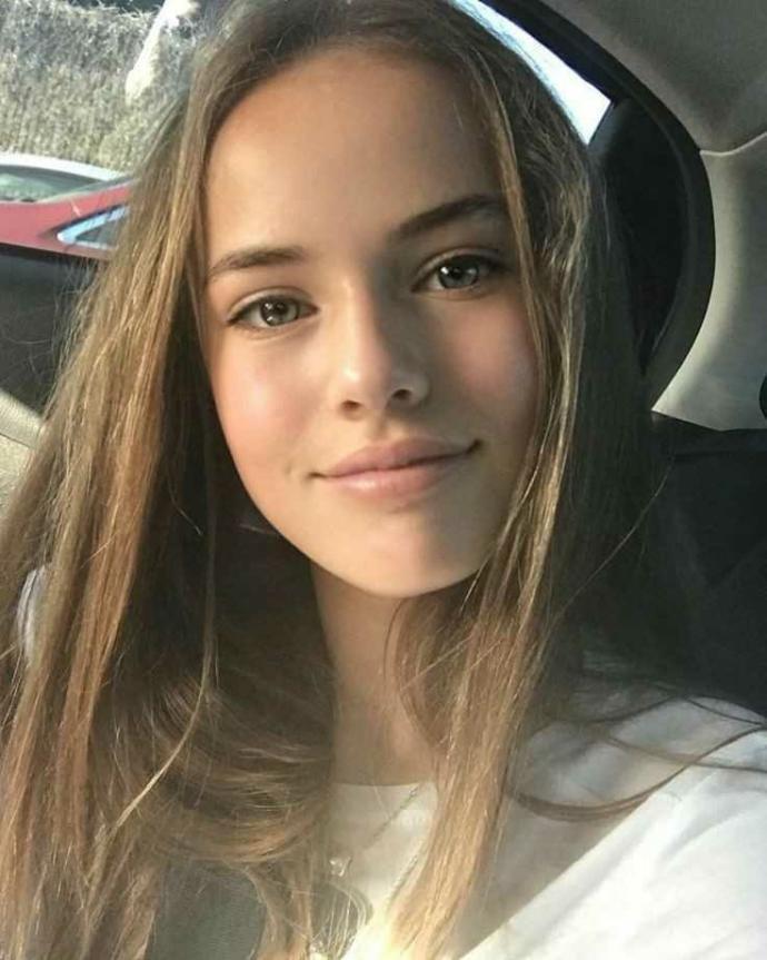 Kristina Pimenova Sizcede Dünyanin En Güzel Kizi mi?