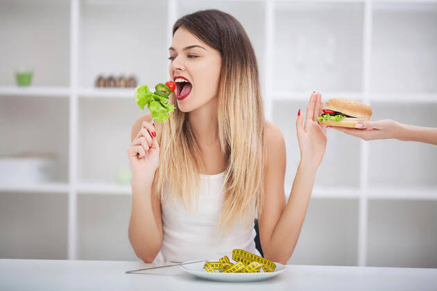 Diyet yaparken iradenizi yeterince güzel bir şekilde kontrol edebiliyor musunuz?