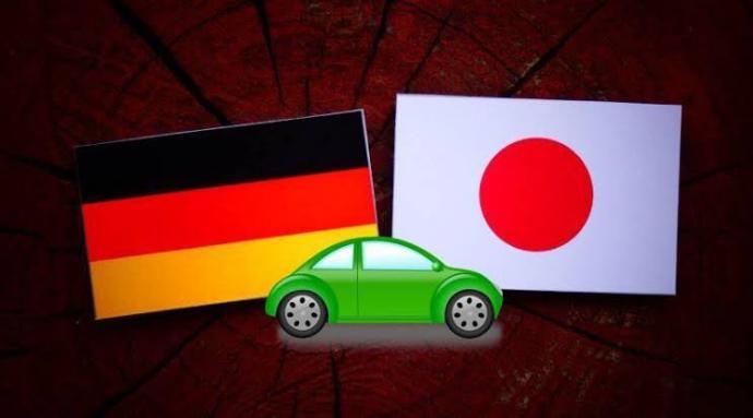 Evet arkadaşlar Japon mu Alman mı?