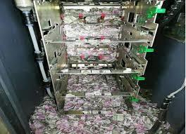 Hindistanda ATMye giren fareler yaklaşık 9 Milyon TLyi yedi ve öldüler. Çok para yemek insanı da öldürür mü?