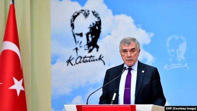 Cumhuriyet Halk Partisi Dış İliskiler Başkan Yardımcı;Ünal Çeviköz