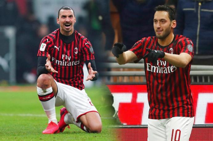 İtalyanların efsane kulübü Milan Serie Ada lider! İtalyada hangi takımı destekliyorsunuz?