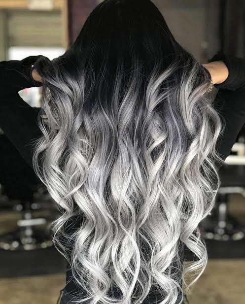 Siyah saça uç renk olarak hangi renk saç boyası yakışır?