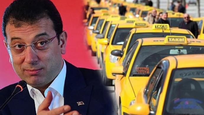 Taksiciler ile İmamoğlu arasında tartışma! Taksiciler: Burası muz Cumhuriyet değil! Ne düşünüyorsunuz konu hakkında?