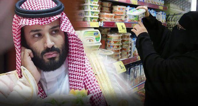 Suudi Arabistanın Türk mallarına boykotu resmiyet kazandı?