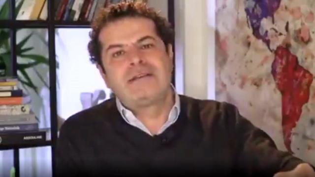 Cüneyt Özdemir, Ekrem İmamoğlunu eleştirdi: 5 tane galericiyle baş edemiyorsun, Doğu Akdenizde ne yapacaksın?