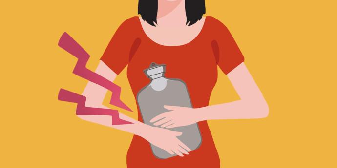 Kızlar, Regl döneminde doğru beslenme ve egzersiz ile sancılar azaltılabilir mi?