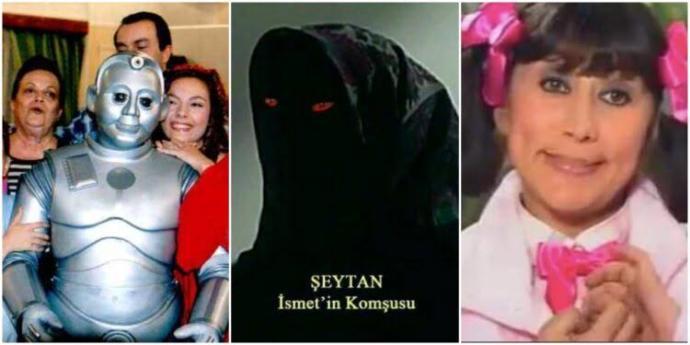 Sizi Türk televizyon tarihinin en absürt ortamlarının birinde yer vereyim mi?