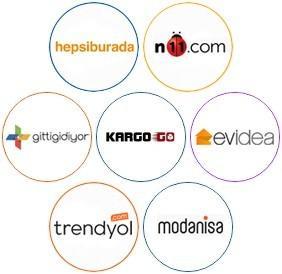 Hangi sitelerden alışveriş yapıyorsunuz?