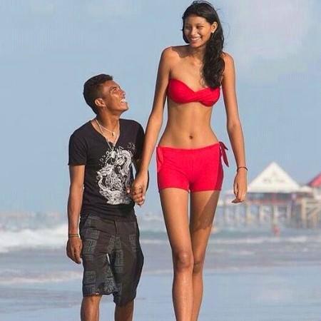 İlişkide erkek kadından kısa olabilir mi?