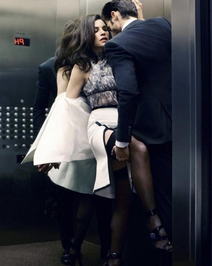 Asansör heyecan verici bir sevişme mekânı mıdır?