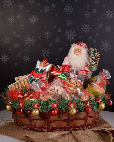 Sevdiklerim için mutfak malzemelerinden oluşan bir yeni yıl sepeti hazırlayacağım. Sizce içerisinde hangi ürünler olmalı?