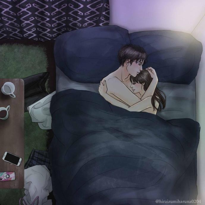 Geceleriniz nasıl geçiyor yalnız mısınız yoksa manitanız yanınızda mı?