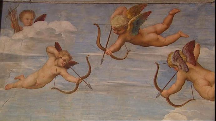 Aşk Tanrısı Eros kapınızı çalsa, ona cevabınız ne olurdu?