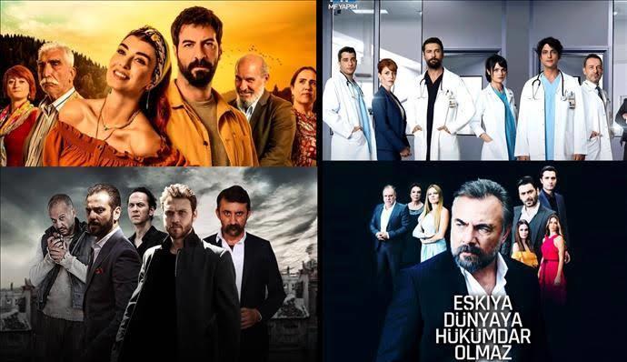Şu an yayında olan tv dizilerinden en iyisi sizce hangisi?