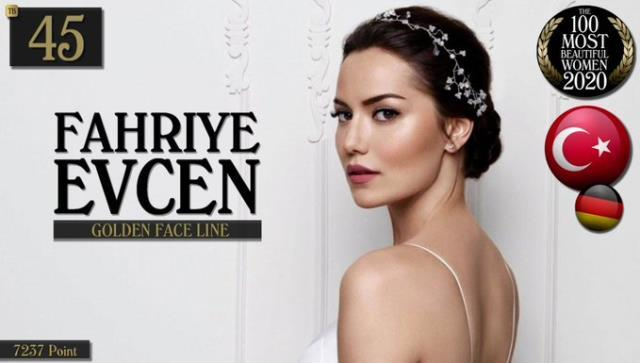 Dünyanın en güzel 100 kadını belli oldu! Hande Erçelin birinci olduğu listede 5 Türk daha var?
