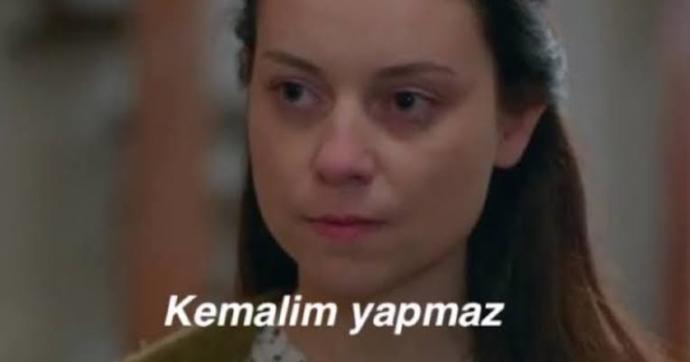 Türk dizilerinden unutulmayan bir replik söyler misiniz?