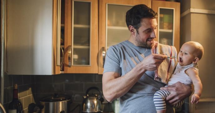 Çocuğunuz olunca eşiniz pabucunuzu dama atsa tepkiniz ne olur?