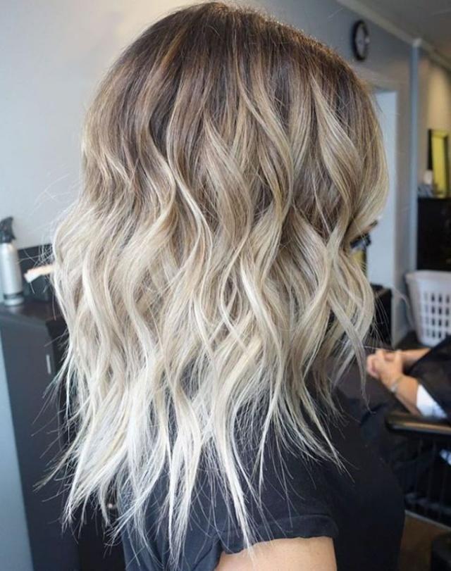 Siz hangi ombre saç modelini beğeniyorsunuz?