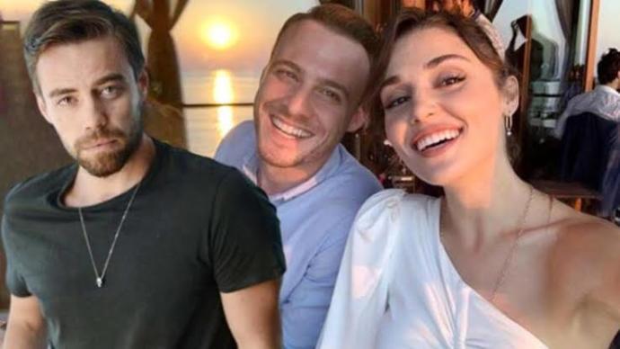 Hande Erçel, Murat Dalkılıçı engelledi! Siz eski sevgilinizi sosyal medyadan engeller misiniz?