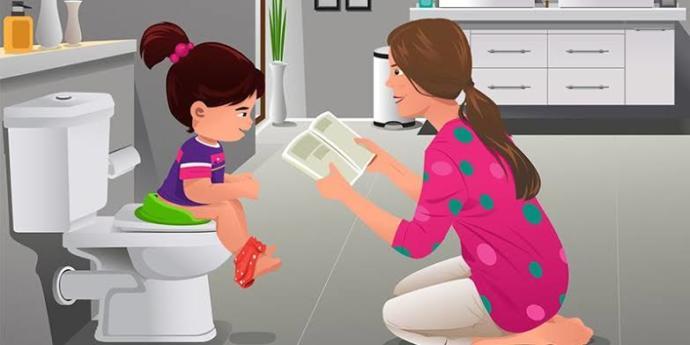 Çocuklara tuvalet alışkanlığı kazandırmak için neler yapılmalı?