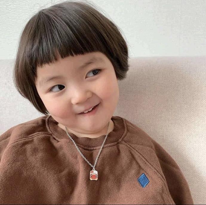 Koreli bebeler çok tatlı değil mi?