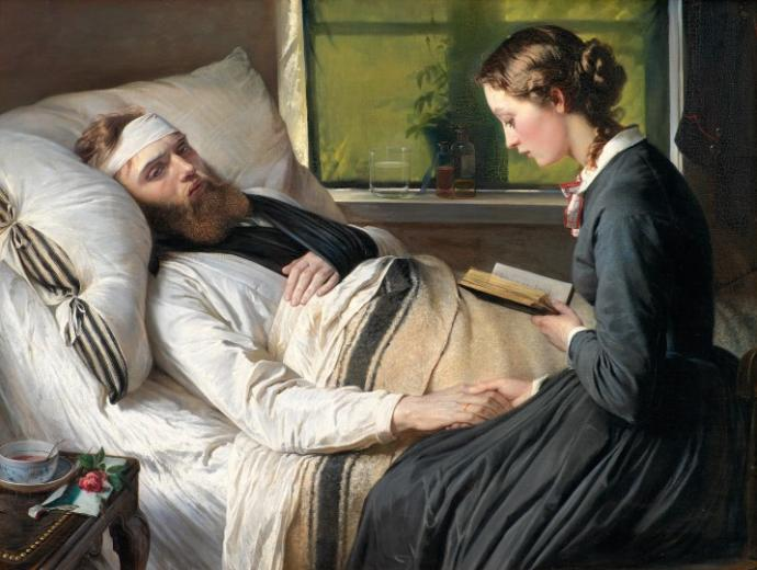 Sanatsal tablolar, portreler ilginizi çeker mi?