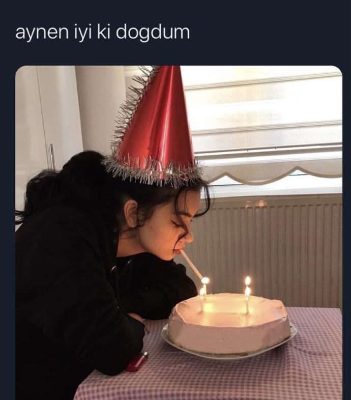 Doğum gününüzü unutan insanlara nasıl tepki gösterirsiniz?