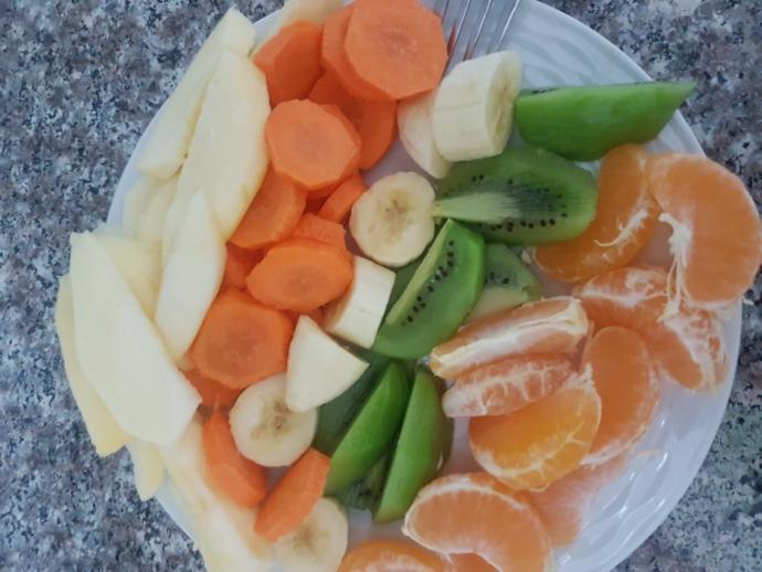 Hangi meyveleri sevdiğinizi tahmin etmemi ister misiniz?