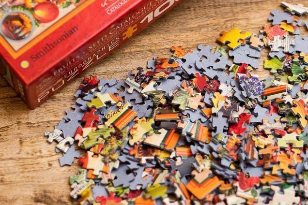 Puzzle yapmayı sever misiniz?