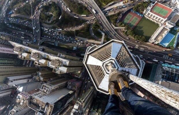 Yükseklik korkunuz  var mı?