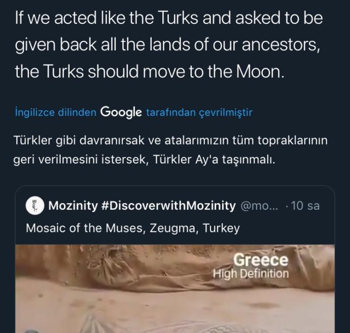 Yunanların Türk düşmanlığı neden bu kadar yoğun?